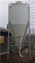 Muut Agritech Siilo 12,5m3 lasikuitu, 2016, Siilot