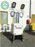Generac Mobile LINK TOWER CUBE, 2018, Generadores de luz