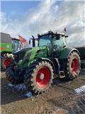 Fendt 828 Profi Plus, 2014, Tractors