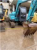 Kobelco SK 75, 2015, Mini excavators  7t - 12t