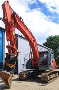 Hitachi ZX 225 US LC-3, 2010, Crawler Excavators