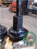 Case IH MX 270, 2000, Växellåda