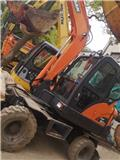 Doosan DX 60 W, 2012, Wheeled Excavators