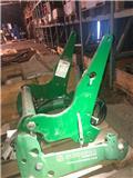 Zuidberg Frontlyft 2.8ton frontlyft JD 6330 ny!, Трактора