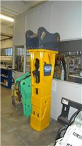 Indeco HP 2500, 2004, Hydraulhammare