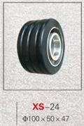 鑫赛 XS-24, 2019, Tires, wheels and rims