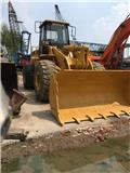 Caterpillar 966 G, Wheel loaders