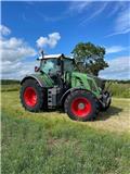 Fendt 828 Profi Plus, 2013, Traktor
