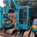 Kubota U 25, 2010, Mini excavators < 7t (Mini diggers)