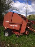 Welger RP15، 2002، محزمات مستديرة