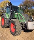 Fendt 516, 2016, Tractors