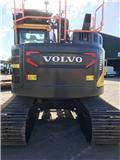 Volvo ECR 145, 2018, Excavadoras de cadenas