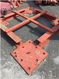 Terex Comedil DIMA H20, Crane parts and equipment
