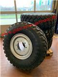 Michelin 395/85r20 xzl, Dekk, hjul og felger