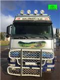 ボルボ FH16、2001、ボックスボディー、ウイング、箱車