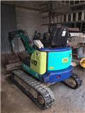 IHI 17 VX E, 2010, Mini excavators < 7t (Mini diggers)
