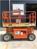 JLG 260 MRT, 2006, Scissor lifts