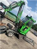 Hansa APZ 131, 2003, Mini Excavators <7t (Mini Diggers)