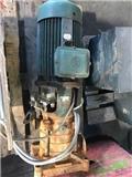 Caprari HVU 25KW Beregeningspomp, Bewässerungspumpen