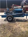 Deutz 6 cilinder motor met Caprari pomp, Sulama pompaları