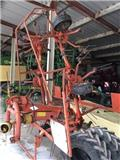 Kuhn GF 6301, 1991, Rakes and tedders