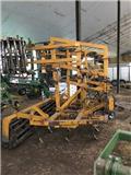 Meyer opklapbare cultivator 4,5 meter met rollen, Cultivadoras