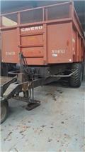 Прицеп-скотовоз  Cavero S 1400