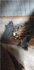 Set voorladersteunen + hydrauliekblok Fendt 400, Traktorok