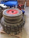 set wielen Fendt 200 serie, Hjul, Dæk og Fælge