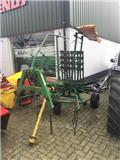 Stoll R415 DS, Rakes and tedders