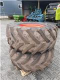 Trelleborg 600/65 R28 cow/10G, Tyres, wheels and rims