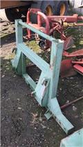 Wifo balen prikker, Other loading and digging and accessories