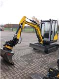 Wacker Neuson ET 24, 2018, Mini Excavators <7t (Mini Diggers)