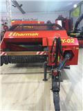 Harmak BLY-02 Quaderballenwickler/Baler machine/pr, 2017, Ryšulių smulkinimo, pjaustymo ir išvyniojimo įrenginiai