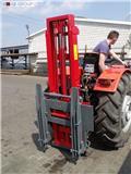 MCMS Warka Tractor forklift back /Ładowacz widłowy, 2017, Kiti krovimo ir kasimo mechanizmai ir jų priedai