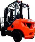 Doosan D30 G, 2017, Forklift trucks - others