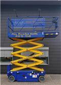 Haulotte Compact 10, 2013, Plataformas tijera