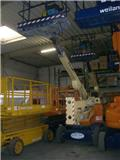 JLG 45 E, 1997, Articulated boom lifts