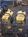 Bomag 60/4, 2011, Vibroplater