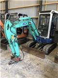 IHI 25 NX, 2006, Mini excavators < 7t (Mini diggers)