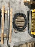 jordraket ø95mm med slange, Compresoras