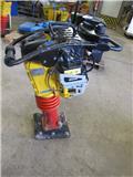 Weber SRV 620 Grabenstampfer 66 KG, 2013, Stampers