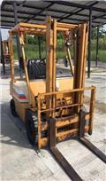 Komatsu FD 15H-14, 2014, Diesel Forklifts