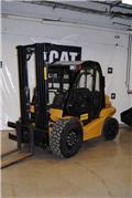 Mast H20DSI 2WD, 2010, Diesel trucks