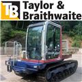 Takeuchi TCR50, 2006, Tracked dumpers
