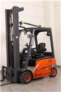 Linde E 16 P 386, 2011, Electric forklift trucks