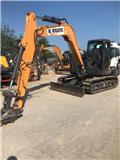 CASE CX 80 C, 2021, Excavadoras sobre orugas