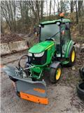 John Deere 3045 R, 2019, Traktor compact