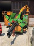 Heizohack HM-8 - 400, 2003, Wood chippers