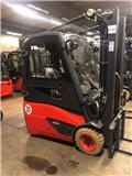 Linde E16C-02, 2017, Electric forklift trucks